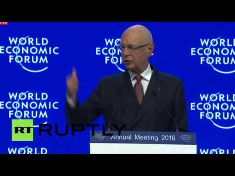 Switzerland: World Economic Forum kicks off in Davos