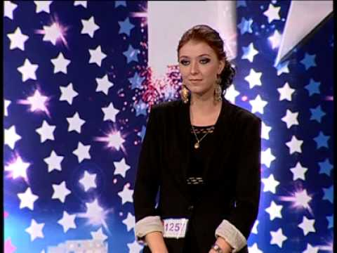 Moldova Are Talent - Covaliova Elena  01.11.13
