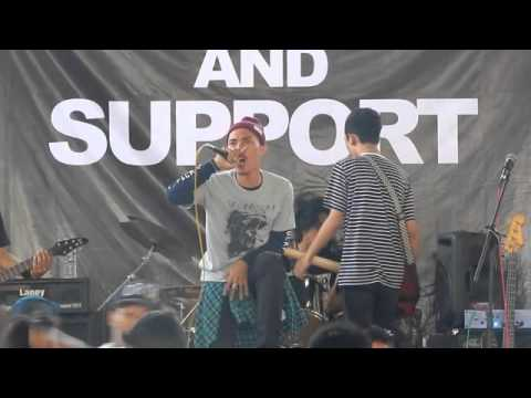Crazy Monkey - INTRO + AMBISI LIVE at Respect and Support #4