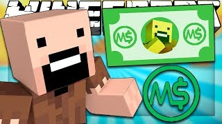 If MINEBUX Was Added to Minecraft