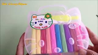 Learn Colors for Children with Toy Trains Color Water Sliders With Kid Nursery Rhymes
