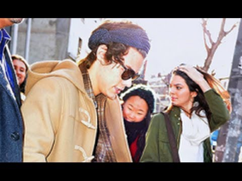 Harry Styles & Kendall Jenner Leave Hotel Together! (RELATIONSHIP UPDATE)