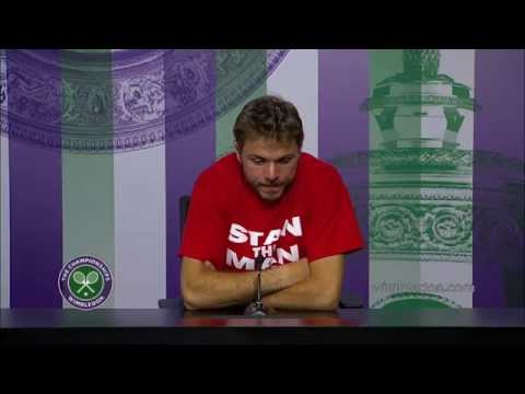 Stanislas Wawrinka ready for 'tough week' - Wimbledon 2014