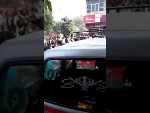 Delhi ATM ke bahar ladki hui nangi thumbnail