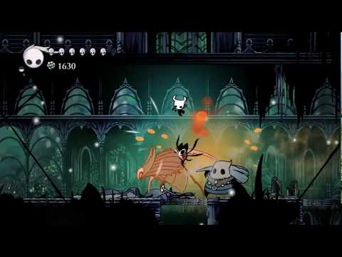 Hollow Knight Bosses - Traitor Lord (POST LIFEBLOOD)