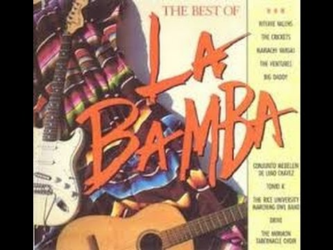 Crickets The - They Call Her La Bamba