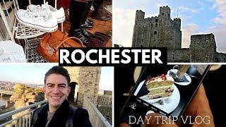 ROCHESTER DAY TRIP VLOG | ROCHESTER KENT TRAVEL