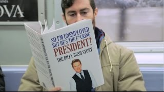 Fake Books on Subway: UNPRESIDENTED EDITION