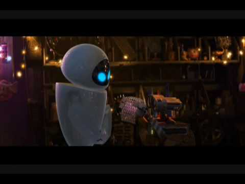Wall-E: She's So High Above Me