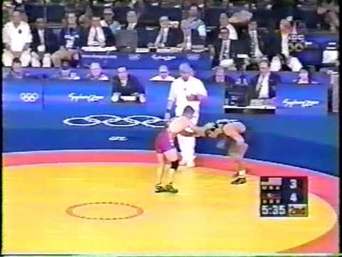 Henson vs Abdullayev Pt2 (2000 Olympic Finals)