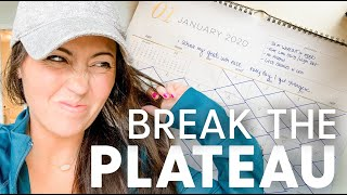 Top 5 (Free) Strategies to BREAK the Keto Plateau!!