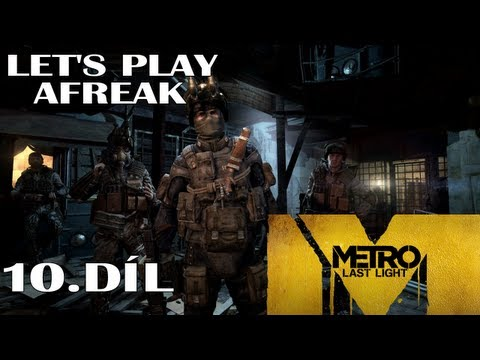 [cz] Metro: Last Light Let's Play: 10. Díl 60 Fps | Ultra Settings video