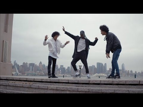Kehlani - CRZY ft Les Twins and Bouboo (Criminalz Crew) | YAK FILMS 4K release OSMO DJI RAW