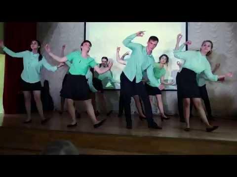 Смотреть танец на новый год 10а