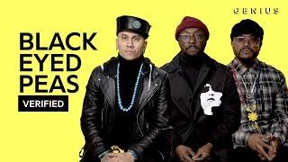 "The Black Eyed Peas ""STREET LIVIN'"" Official Lyrics & Meaning | Verified"