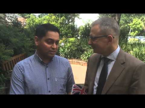 Speaking to Harpreet Singh who became an Australian citizen on Australia Day 2016.