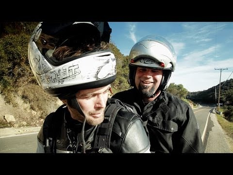 2 Guys, 1 Bike - RideApart