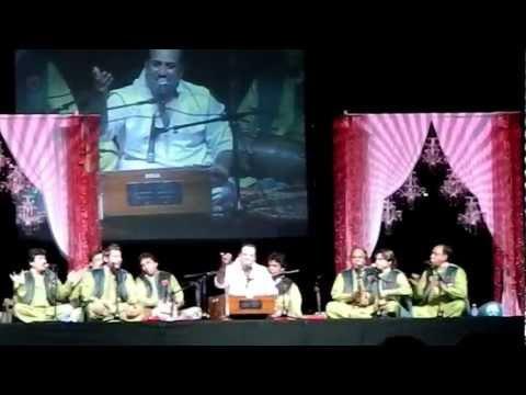 Rahat Fateh Ali Khan 2012 Chicago Concert - Yeh Jo Halka Halka...