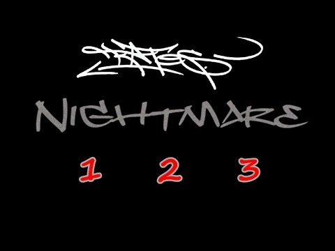 Rates One - Nightmare Collection - Nightmare 1 2 & 3 - Destroy & Rebuild  ABK225 UF