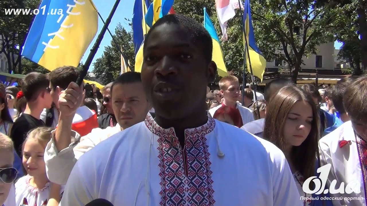 Три украинки и негры 19 фотография