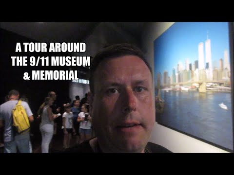 Inside The 9/11 Memorial Museum (HD)