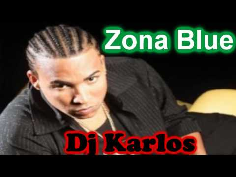 Don Omar Zona Blue Idon Dj Karlos video