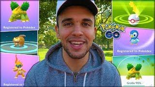 EVOLVING NEW GENERATION 4 POKÉMON! (Pokémon GO)