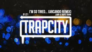 Download Lagu Lauv & Troye Sivan - i'm so tired... (Arcando Remix)</b> Mp3