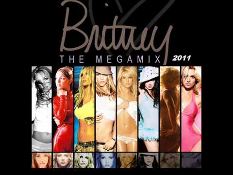 Britney Spears The Megamix 2012