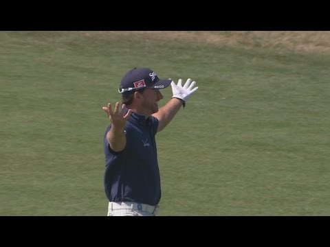 Graeme McDowell holes approach for eagle at ISPS HANDA: Shot of the Day