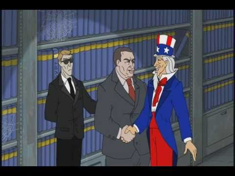 America's Political Corruption & Foreign Policy