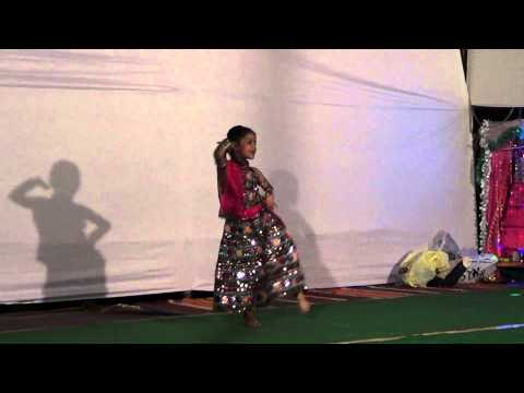 Trishita's Wonderful Dance Performance On The Song 'holiya Me Ude Re Gulal' video
