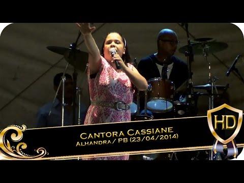 Cantora Cassiane - Alhandra/PB (23/04/2014)