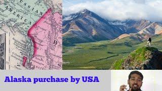 How Alaska became part of America? | Tamil | Siddhu Mohan