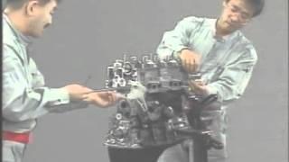 OVERHAUL TOYOTA 4A F ENGINE