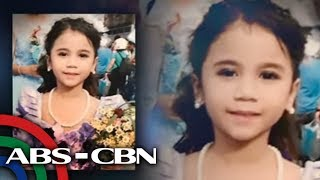Child actress Sophie Corullo pumanaw dahil sa dengue | TV Patrol