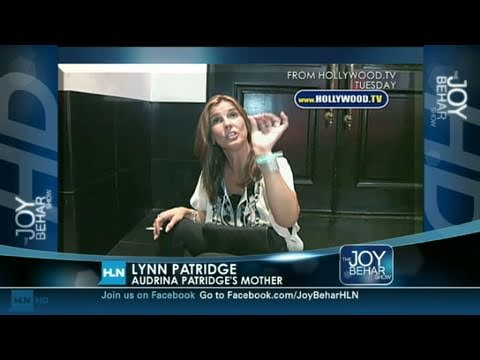 HLN:  Audrina Patridge's mom tirade caught on tape
