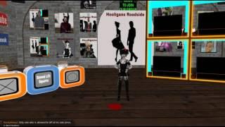 Hooligans Comedy & SL Squares 10-20-16