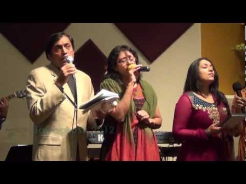 Nin Sneham Paduvan - Divyadhara Ministries Music Concert jayaghosh2012 video