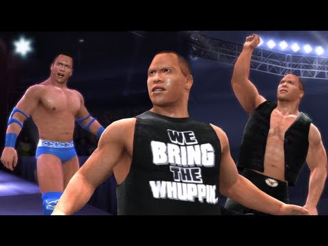 WWE '13 Community Showcase: The Rock (PlayStation 3)