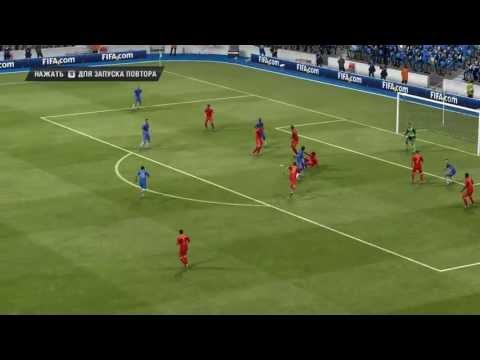 Черданцев комментирует Суперкубок УЕФА в FIFA 13