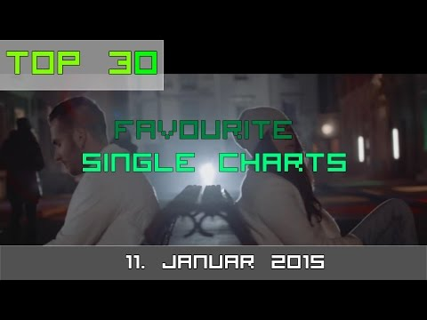 Top 30 Single Charts - Januar/January 2015