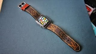 Louis Vuitton Apple Watch