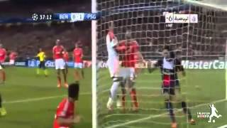 Benfica 2-1 PSG | Uefa Champions League (Group C)