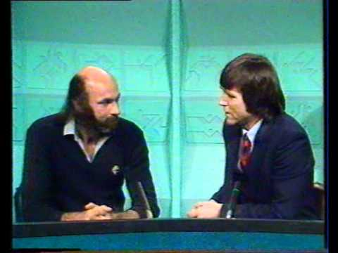 Rare Bruce Doull Interview on World of Sport 1981