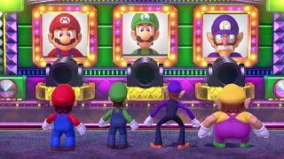 Mario Party 10 - All Lucky Miniames