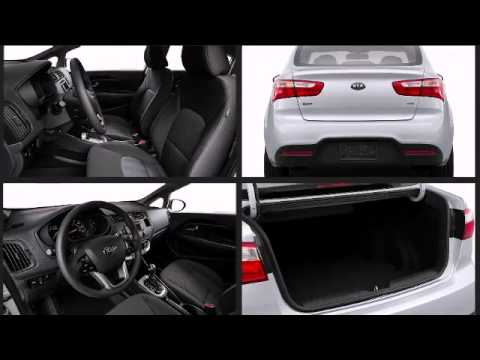 2015 Kia Rio Video