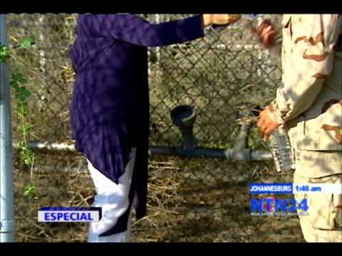 NTN24 estuvo cuatro días en la prisión de Guantánamo y obtuvo contundentes testimonios