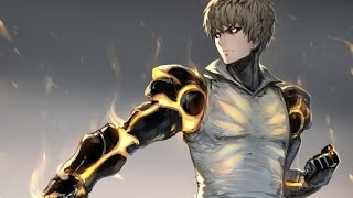 Genos Theme The Cyborg Fights