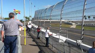 Amazing Indy Car Flyby Sound!